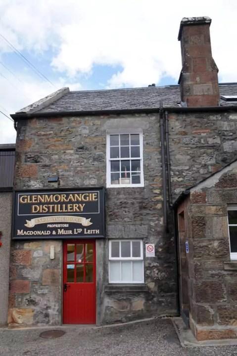 Whisky Destillerie Glenmorangie