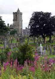 Holy Rude - Tipps für deinen Besuch in Stirling