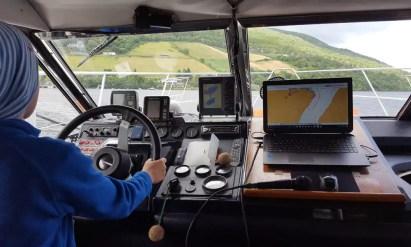 Bootstour Nessie Hunter Loch Ness