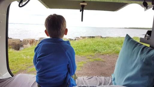 Roadtrip mit Kind - Schottland