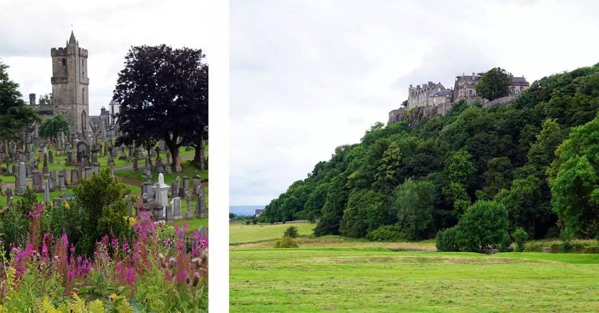 Stirling Castle - 3 Tipps für deinen Besuch