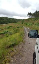 Mit dem VW-Bus durch Schottland - Highlands