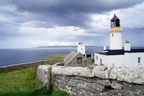 Roadtrip Schottland Dunnet Head