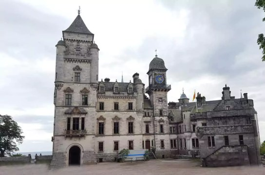 Roadtrip durch Schottland - Dunrobin Castle