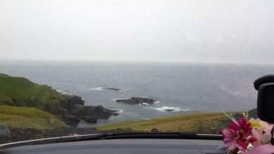 Schottland Roadtrip mit VW-Bus -Stellplatz Stoer