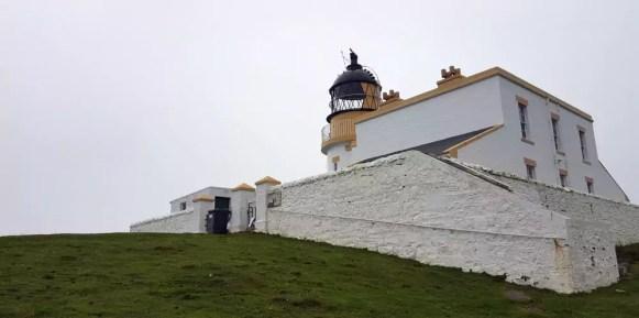 Schottland Roadtrip - Stoer Lighthouse Leuchtturm