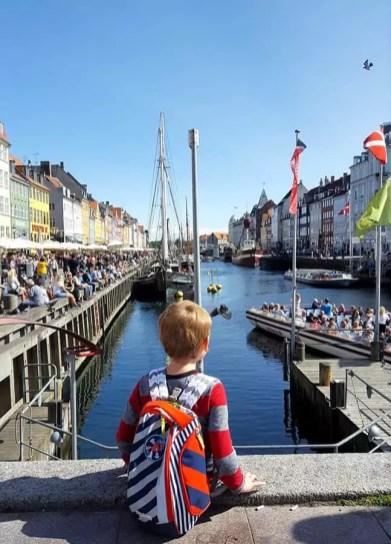 Reiseidee Kopenhagen mit Kind