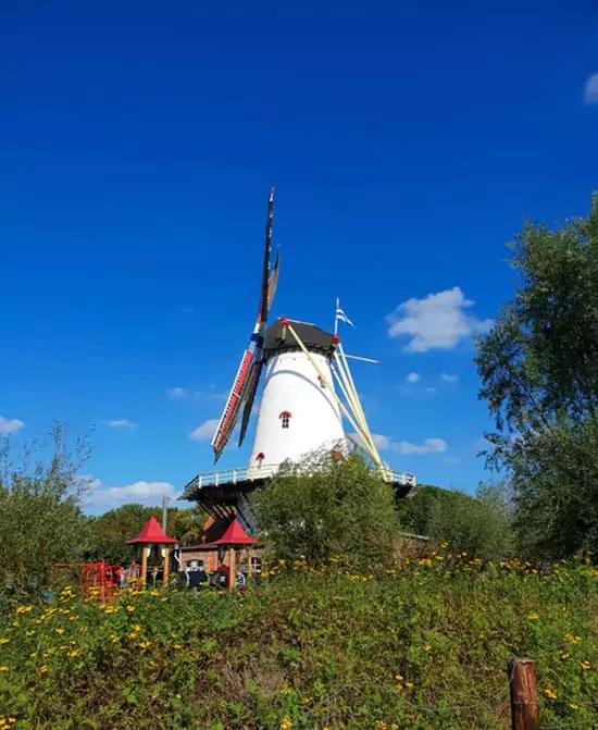 Zeeland - Tipps für Unternehmungen mit Kindern: Pfannkuchenmühle