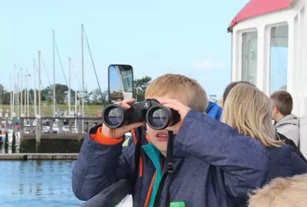 Tipps für Unternehmungen mit Kindern in Zeeland, Niederlande: Familienrundfahrt auf der Oosterschelde