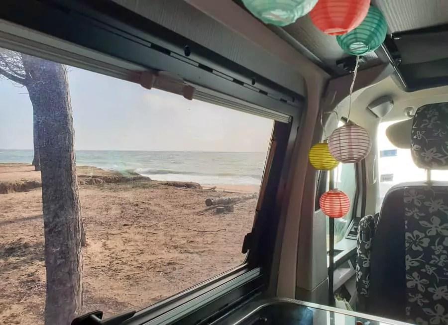 Überwintern in Portugal mit Campervan