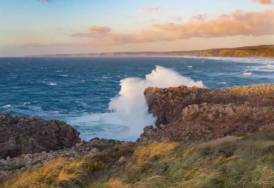 Überwintern an der Algarve - das Wetter