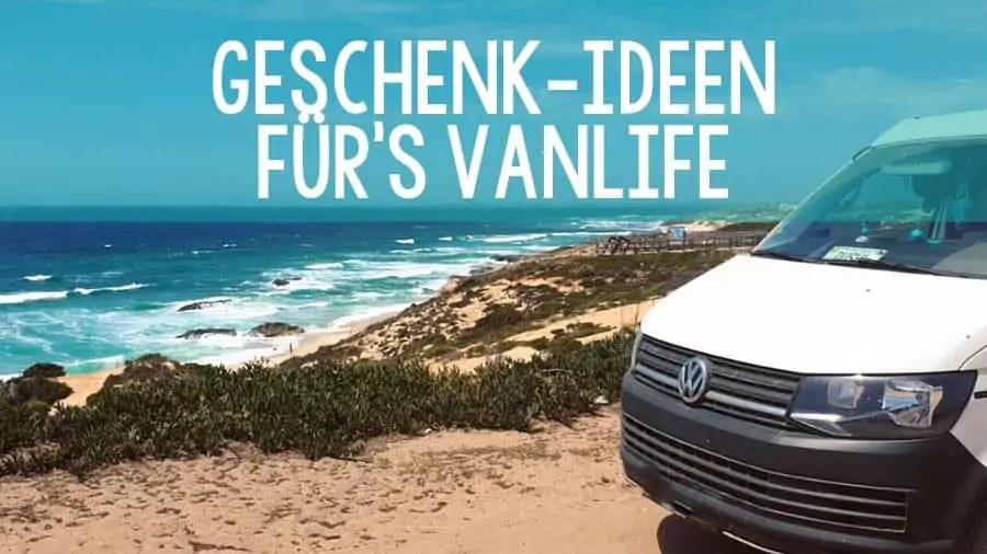 Geschenk-Ideen für Vanlife- und Roadtrip-Fans