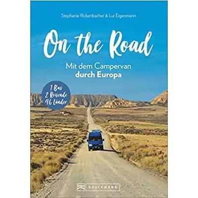 Geschenke für Roadtrip-Fans - Buch on the Road