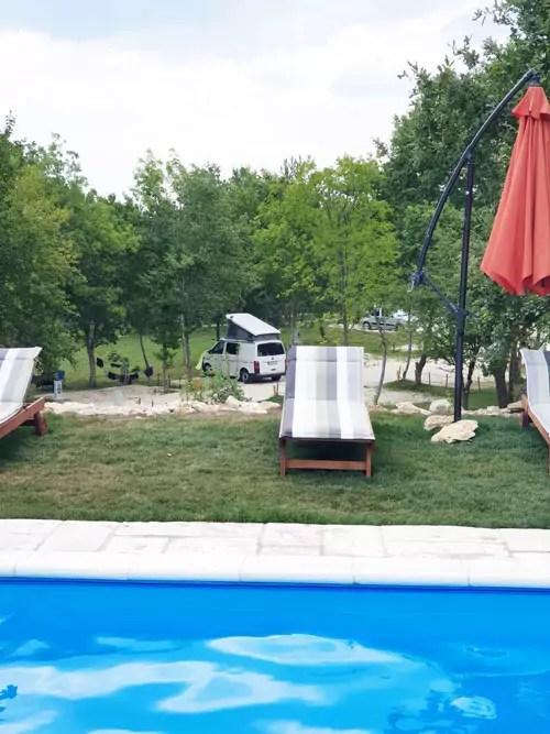 Campingplatz-Tipp Istrien: Camp Vita Mia