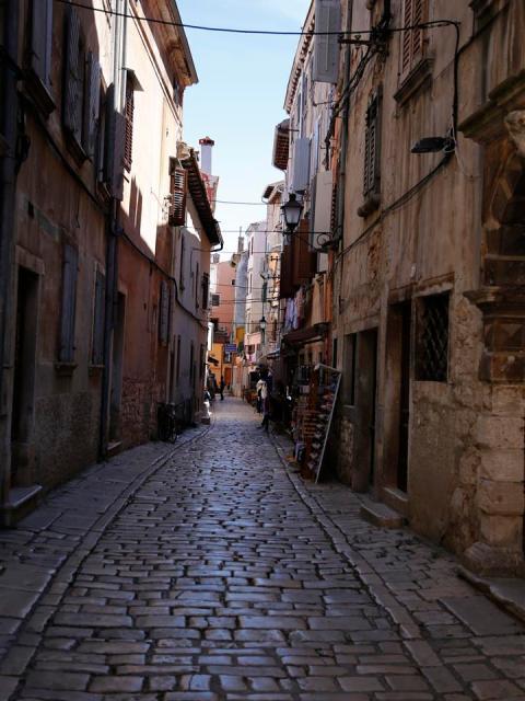 Grisia, Kroatien