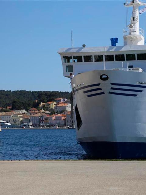 Mini Kreuzfahrt Kroatien