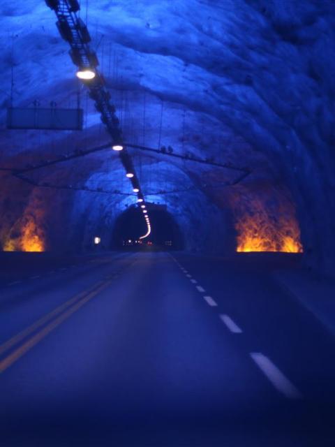 Aurlandstunnel