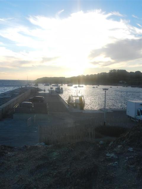Fondue Hafen