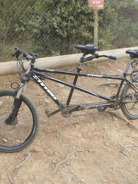 Tandem Mountainbike