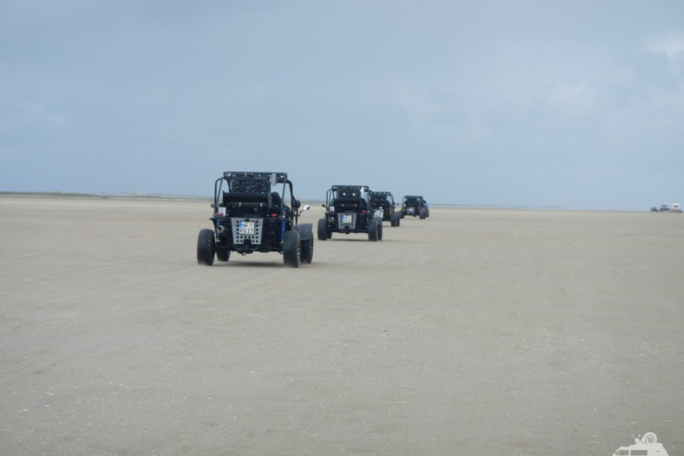Buggy Tour Sylt Event