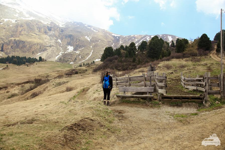 Wanderung zur Murmeltierhütte