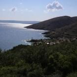Blick auf Camp Skrila Krk