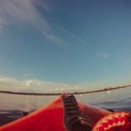 Paddeln auf dem Bodensee