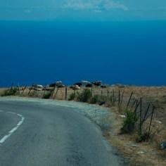 Panorama Küste Korsika