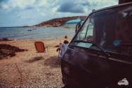 Beach Life im VW Bus