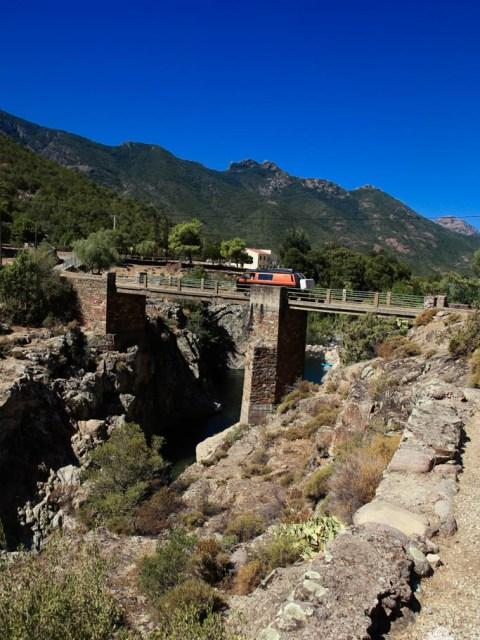 Brücke Fangotal