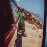 VW Bus Spiegel