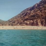 Porto Strand auf Korsika