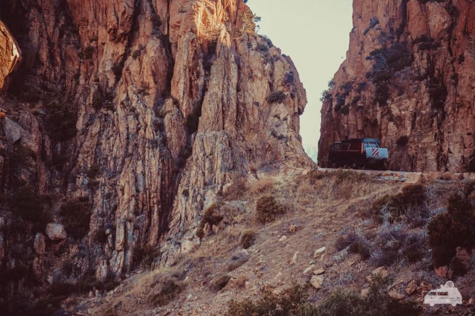 Roadtrip durch Korsika
