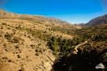 trockenes Flußbett auf Korsika