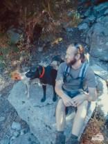 Hundewanderung auf Korsika