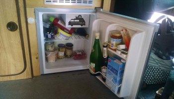 Kühlschrank Gas : Kühlschrank im t3 verbessern ⋆ reiseblog bulli verreisen