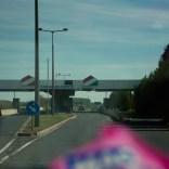 Grenzübergang nach Ungarn