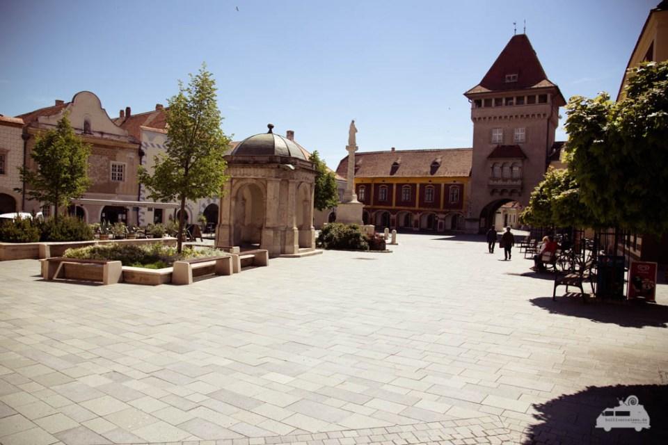 Ungarn Köszeg