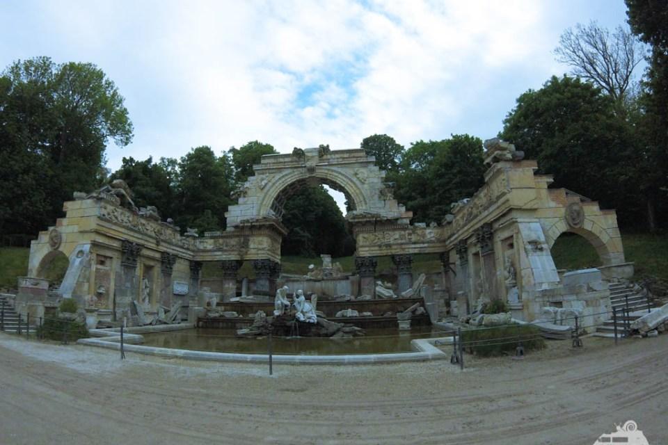 Schlossgarten Schönbrunn Kaiserin Sissi (2)