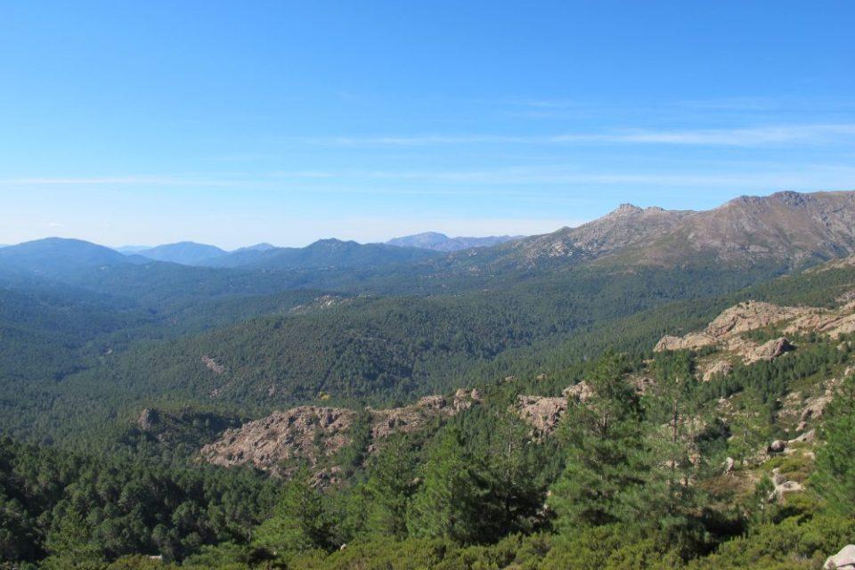 Col de Bavella - Korsika
