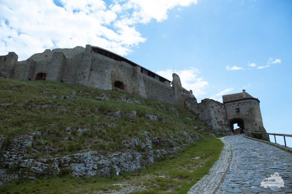 Burganlage Ungarn