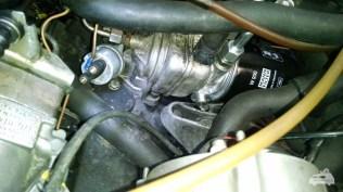 Ölkühleranschluss VW T3