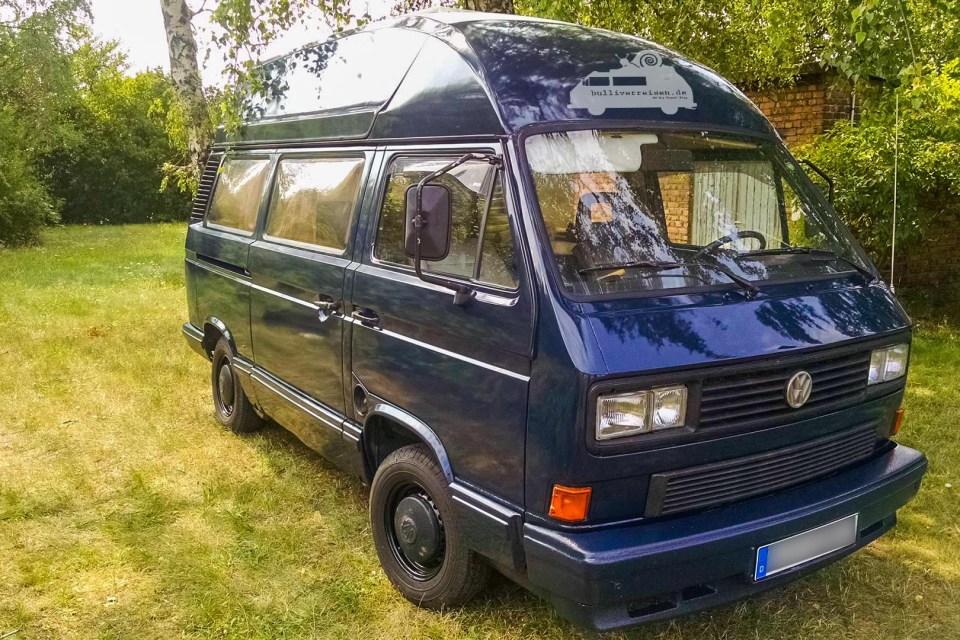 VW-T3 Fidibus mit Ölkühler