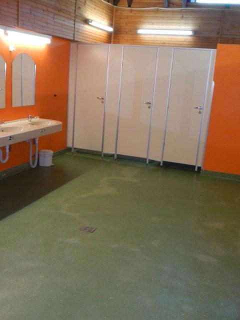 BÜK -ROMANTIK CAMPING Unagran Sanitäranlagen (5)