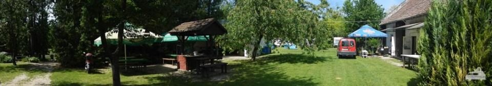 Szigetköz Kemping Panorama