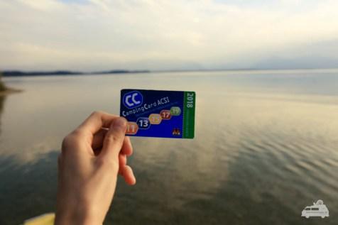 ACSI CampingCard