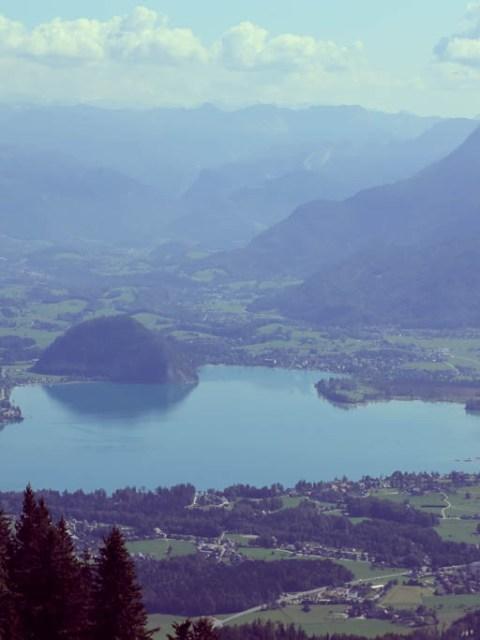Seenlandschaft Wolfgangsee