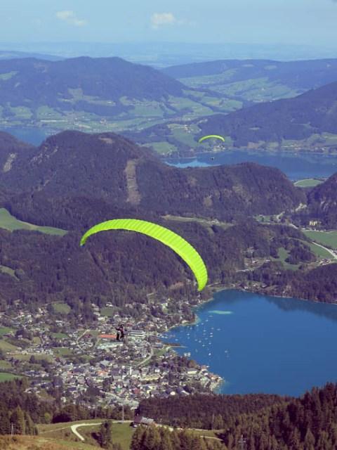Bergpanorama Wolfgangsee (2)
