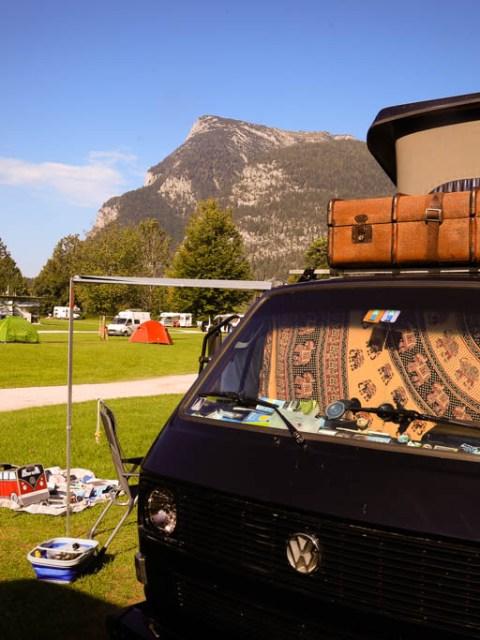 Campingplatz Bewertung Grubhof Camping