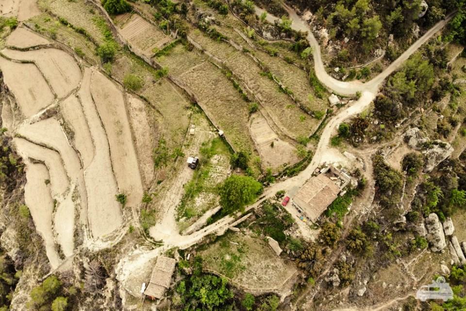 Stellplatz Tipp Region Alto Mijares Spanien